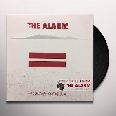 Alarm EQUALS Vinyl Record