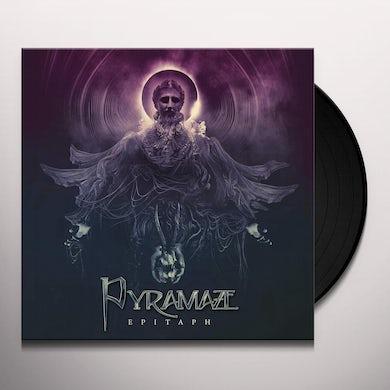 Pyramaze Epitaph (Iex) (Transparent Violet) Vinyl Record