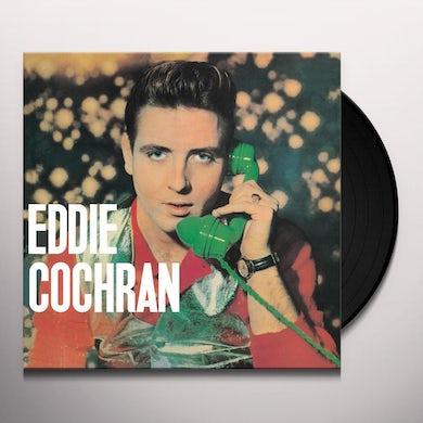 Eddie Cochran  BEST SONGS Vinyl Record