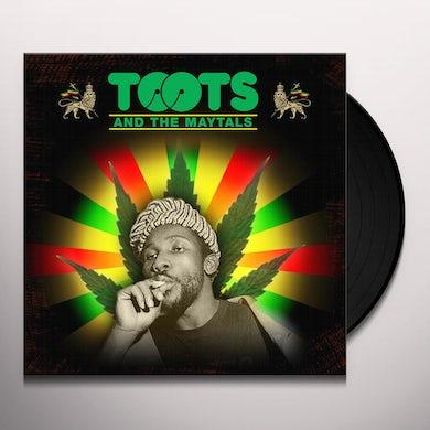 Toots & Maytals PRESSURE DROP - THE GOLDEN TRACKS Vinyl Record