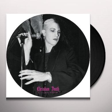 Rage Of Angels (Picture Disc Vinyl) Vinyl Record