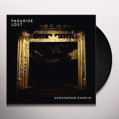Christopher Chaplin PARADISE LOST Vinyl Record
