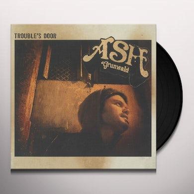 Ash Grunwald TROUBLE'S DOOR Vinyl Record