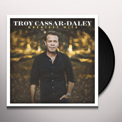 Troy Cassar-Daley GREATEST HITS Vinyl Record