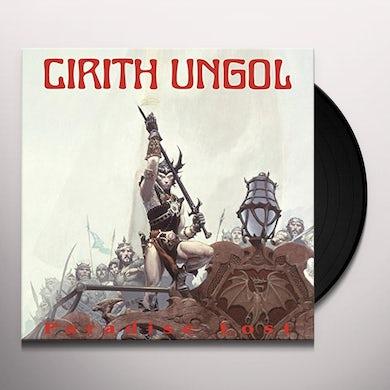 Cirith Ungol PARADISE LOST Vinyl Record