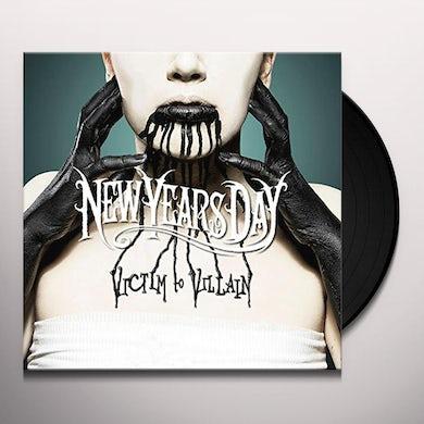 New Years Day VICTIM TO VILLAIN Vinyl Record