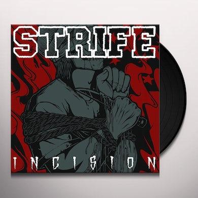 Strife INCISION Vinyl Record