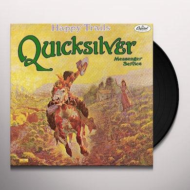 Happy Trails Vinyl Record