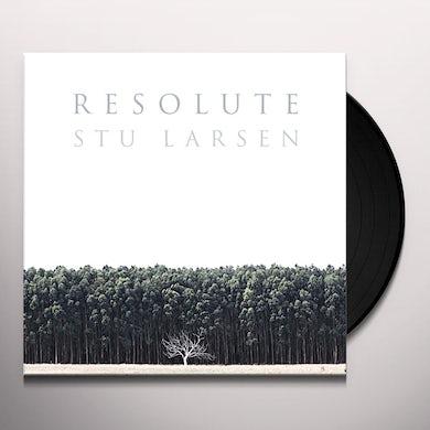 Stu Larsen RESOLUTE Vinyl Record