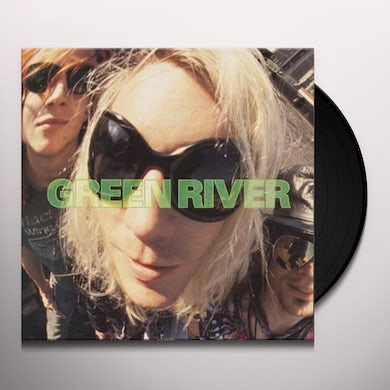 Green River REHAB DOLL Vinyl Record