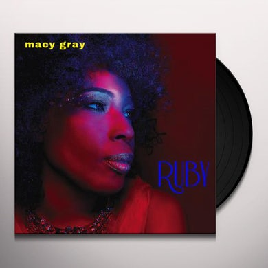 Macy Grace RUBY - Limited Edition Colored Vinyl Record