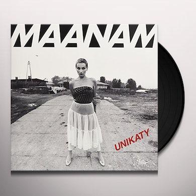 Maanam UNIKATY Vinyl Record