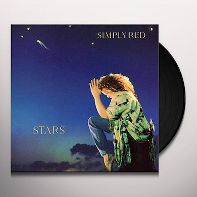 Simply Red STARS: 25TH ANNIVERSARY EDITION Vinyl Record