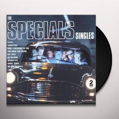 The Specials SINGLES Vinyl Record