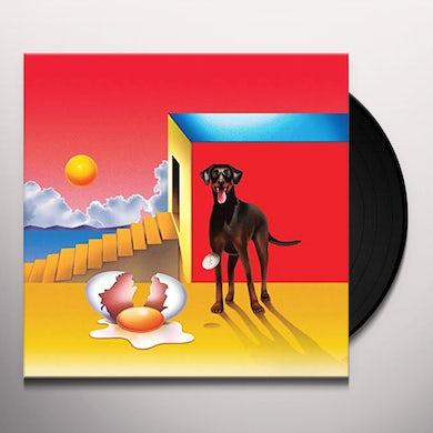 Agar Agar DOG & THE FUTURE Vinyl Record