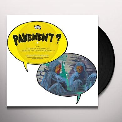 Sensitive Euro Man B/W Brink Of The Clou Vinyl Record