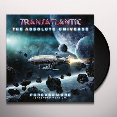 ABSOLUTE UNIVERSE: FOREVERMORE (EXTENDED VERSION) Vinyl Record