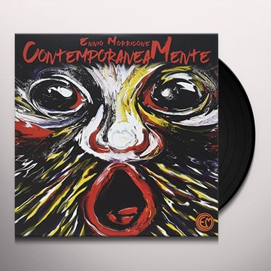 Ennio Morricone / G.I.N.C. CONTEMPORANEAMENTE / Original Soundtrack Vinyl Record