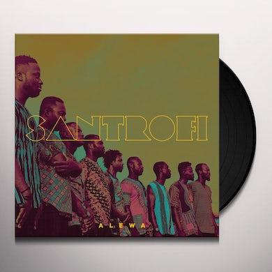 ALEWA Vinyl Record