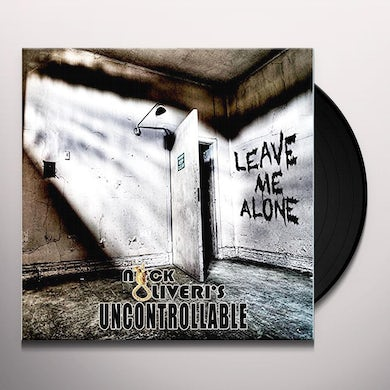 Nick Oliveri UNCONTROLLABLE / LEAVE ME ALONE Vinyl Record