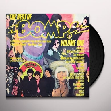 Best Of Bomp! GER) (Vinyl)