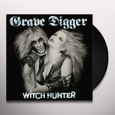 WITCH HUNTER (LIMITED GOLD VINYL) Vinyl Record