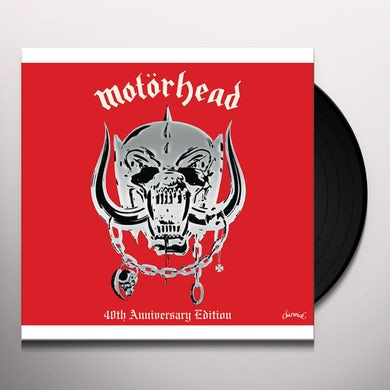 Motorhead BOMBER (40TH ANNIVERSARY EDITION) Vinyl Record