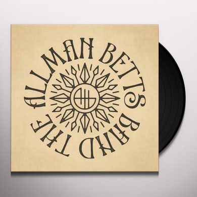 Allman Betts Band DOWN TO THE RIVER Vinyl Record