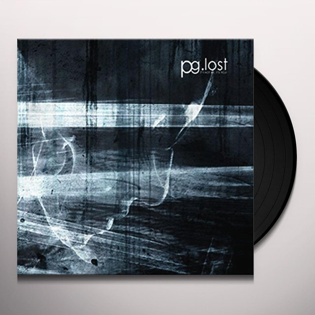 Pg.Lost IT'S NOT ME IT'S YOU Vinyl Record
