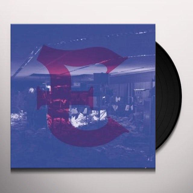 God Damn SHOE PRINTS IN THE DUST Vinyl Record