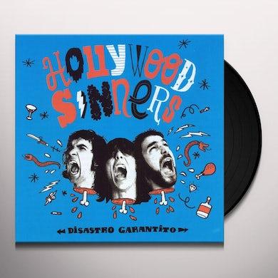Hollywood Sinners DISASTRO GARANTITO Vinyl Record