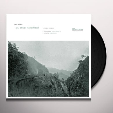 Chris Watson TREN FANTASMA: THE SIGNAL MAN Vinyl Record