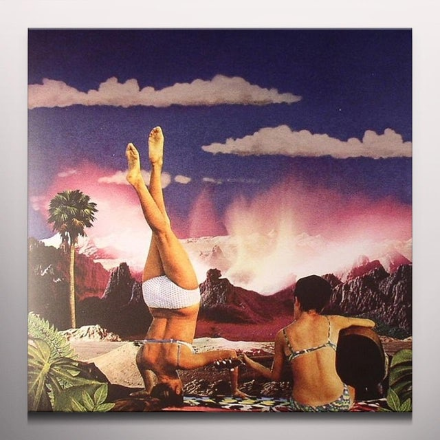 Gemma Ray ISLAND FIRE Vinyl Record