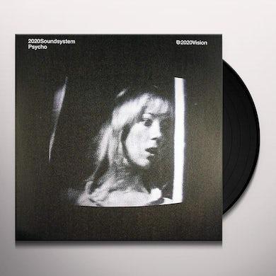 2020Soundsystem PSYCHO Vinyl Record