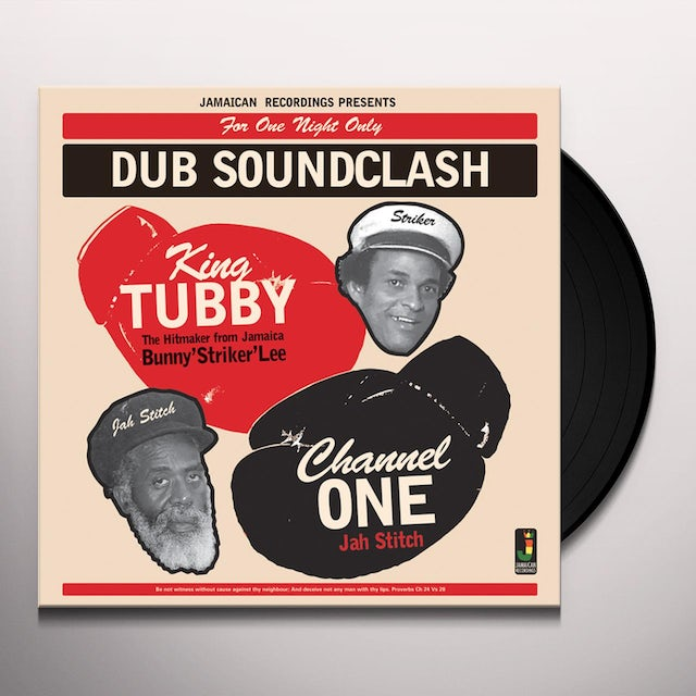 KING TUBBY VS CHANNEL ONE