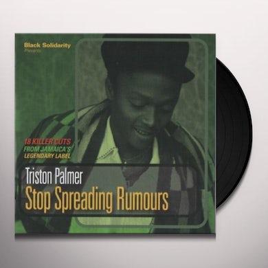 Triston Palmer STOP SPREADING RUMOURS Vinyl Record