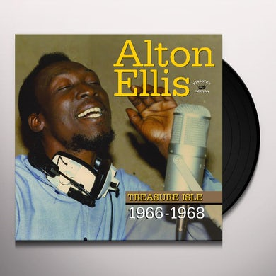 Alton Ellis TREASURE ISLE 1966-1968 Vinyl Record
