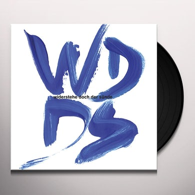 Nicolas Godin WIDERSTEHE DOCH DER S?NDE Vinyl Record