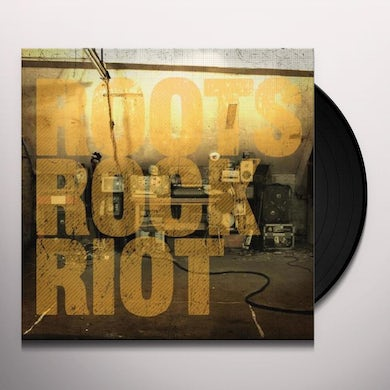 Skindred ROOTS ROCK RIOT Vinyl Record