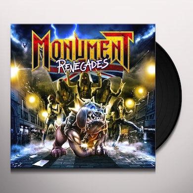 Monument RENEGADES Vinyl Record