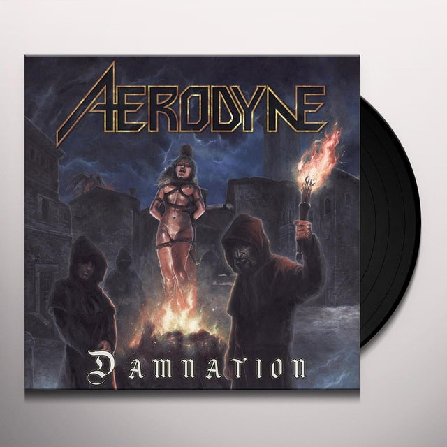 Aerodyne DAMNATION Vinyl Record