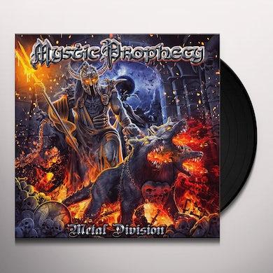Mystic Prophecy METAL DIVISION Vinyl Record