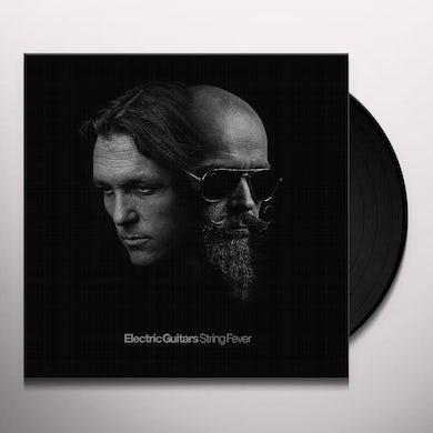 ELECTRIC GUITARS STRING FEVER Vinyl Record