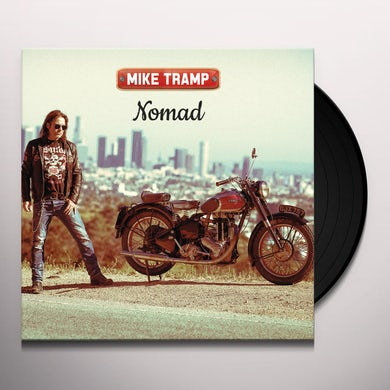 Mike Tramp NOMAD Vinyl Record - UK Release