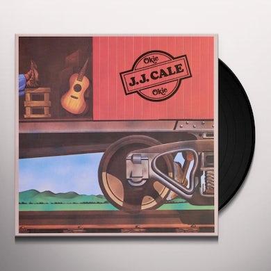 J.J. Cale OKIE Vinyl Record