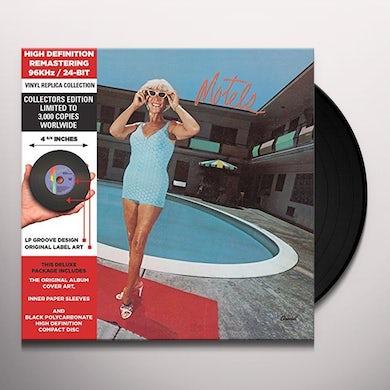 Motels Vinyl Record