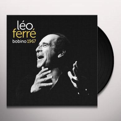 Leo Ferre BOBINO 67 Vinyl Record