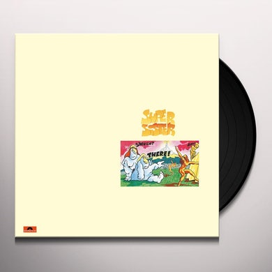 Supersister PUDDING EN GISTEREN Vinyl Record