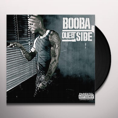Booba OUEST SIDE Vinyl Record
