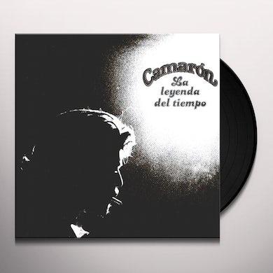 Camaron De La Isla LA LEYENDA DEL TIEMPO (GER) Vinyl Record